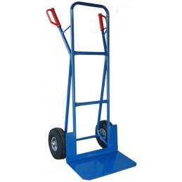 Wózek 2 kołowy taczkowy 2K ST3/b 250kg koła fi 260PN felga metal łożyska kulkowe