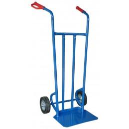 Wózek 2 kołowy taczkowy 2KST4/c 150kg koła fi 180 pełna guma łozyska wałeczkowe