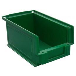 Pojemnik warsztatowy typ 0 zielony 150x90x70mm