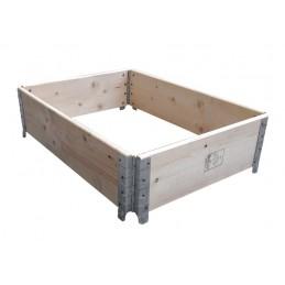Nadstawka paletowa drewniana 800x600x200mm