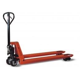 Wózek paletowy WRU4-2300 2300kg L-1150mm B-520mm PSP pomarańczowy