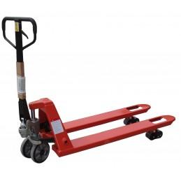 Wózek paletowy AC25 HPT-A25 2500kg L-800mm B-540mm GTP czerwony