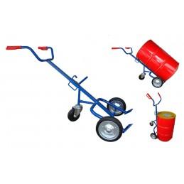Wózek 2 kołowy do beczek 2K...